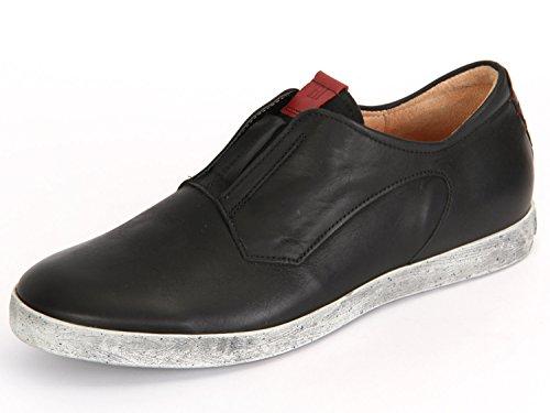 SCHWARZ Kombi Chaussures 09 noir Hommes Schwarz 80626 basses KOMBI aXnxC