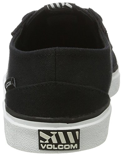 Schuh da Scarpe Skate Black Uomo Skateboard Fi Volcom Nero F7aqgnUx