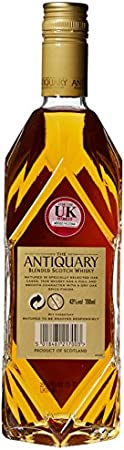 The Antiquary Whisky Blended Scotch 21 Años y Estuche - 700 ml