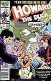 Marvel Comics Howard the Duck #2 Tonights Secial Duck Soup