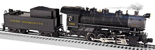Lionel PereMarquette 0-8-0 Steam Locomotive (Conventional) - Hudson Locomotive