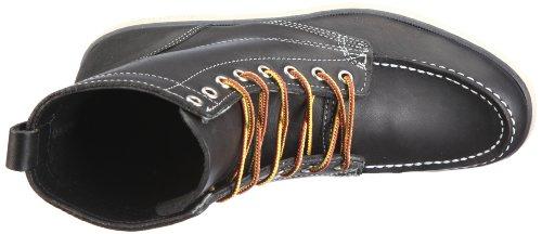 Sebago Bootschuhe Fairhaven Boot Schwarz/Black