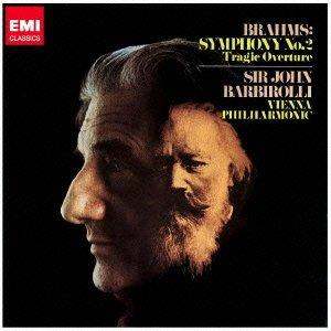 ブラームス:交響曲第2番 悲劇的序曲
