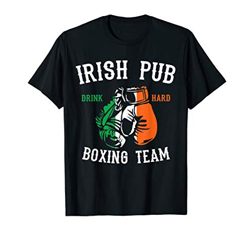 Irish Pub Boxing Team T-Shirt ()