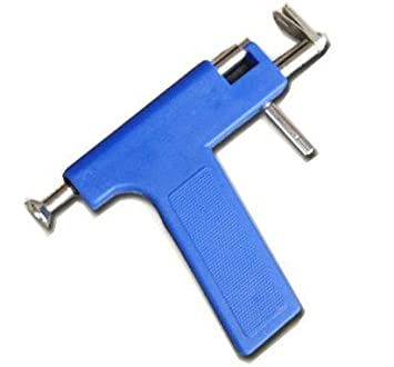 Punctual Free Shipping New Professional Ear Nose Navel Body Piercing Gun Tool Kit Set Jewelry 98 Studs Tattoo Accesories Tattoo Accesories Tattoo & Body Art