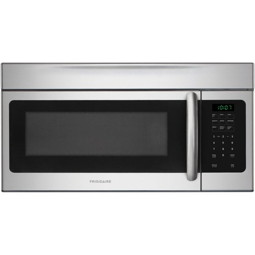 "30"" 1.6 Cu. Ft. 1000W Over-the-Range Microwave Color: Stainless Steel"