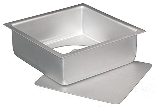 Compare Price Square Removable Bottom Pan On