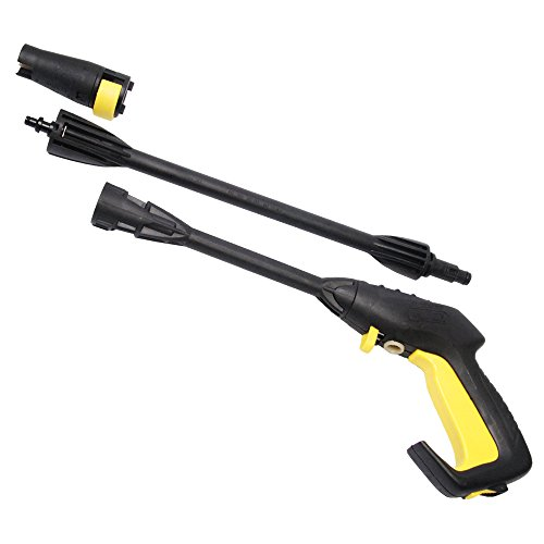 Realm Hpg15 Quick Connect Pressure Washer Gun With Nozzle