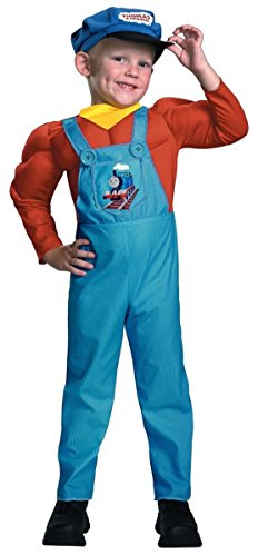 The Muscle Tank Thomas Costumes (Thomas Classic Muscle Toddler Costume - Toddler)