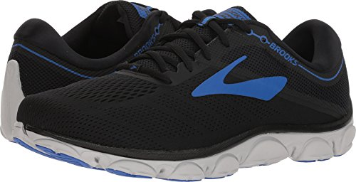Brooks  Men's Anthem Black/Grey/Blue 12 D US