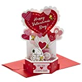 Hallmark Paper Wonder Musical Peanuts Pop Up Valentines Day Card (Plays Linus and Lucy), 999VCG1021