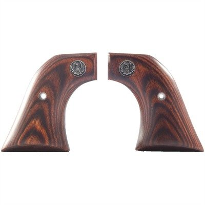 Ruger Grip Panels, Laminated Rosewood - #70046