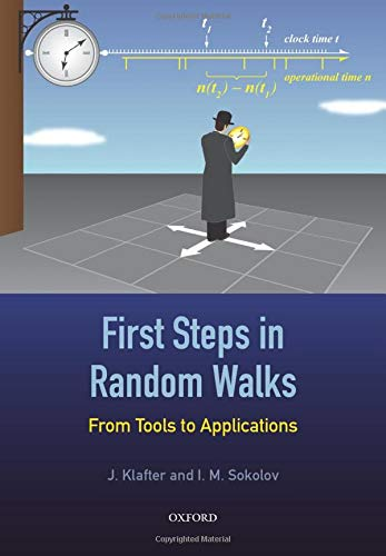 First Steps In Random Walks  From Tools To Applications