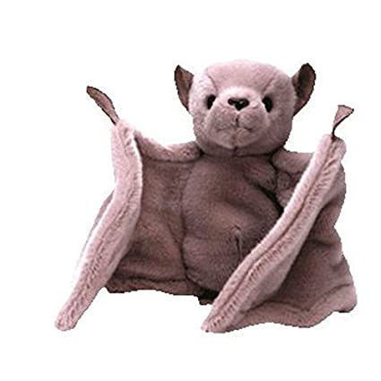 07910394381 Image Unavailable. Image not available for. Color  Batty the Bat (Brown  Version Pink Nose) - Ty Beanie Babies ...
