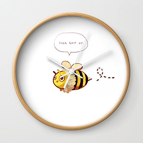 Busy Bee Clock - 8