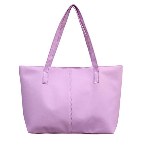 Tote Bag Hot Ladies Travel LMMVP Leather Cheap Bag Pink by Purse Bag Large Women Shoulder XSqcYW