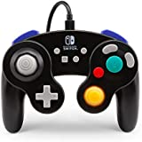 PowerA Wired Controller for Nintendo Switch - GameCube Style: Black - Nintendo Switch