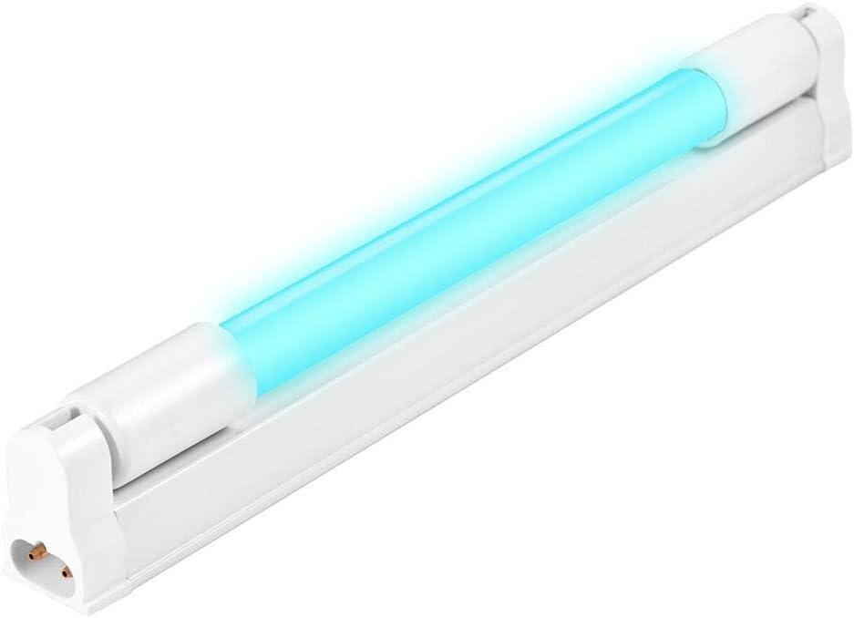 UV-Des-infektion Keimt/ötende Lampe mit Ozonlampe 8W 220V f/ür Schrank K/üche Bad Loft Keller Coop Pet House Farm Entfernen Sie schlechten Geruch