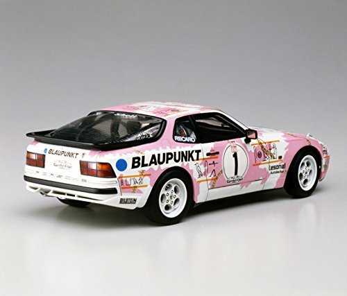 Amazon.com: Hasegawa 1/24 Porsche 944 Turbo Racing Model Car 20315: Toys & Games