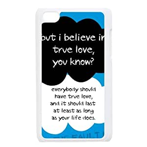 John Green Book Okay The Fault in Our Stars Phone Case Fit for iPod Touch 4 Case APL730900