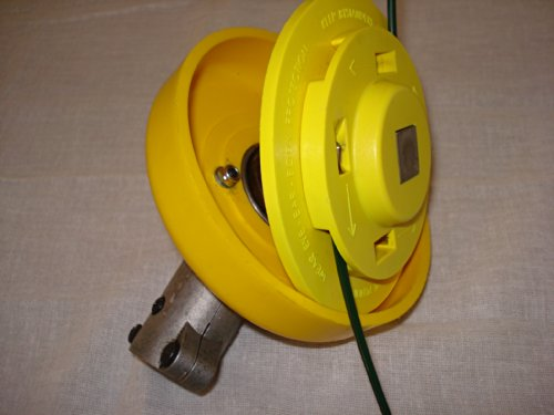 Weed Trimmer Replacement Head for Series C Craftsman,Troybuilt, and Ryobi