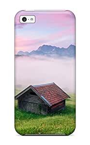 Iphone 5c Alps Meadow Germany Tpu Silicone Gel Case Cover. Fits Iphone 5c