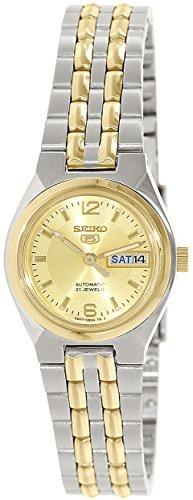 Seiko Ladies Automatic Analog Casual Watch NWT SYMK34K1