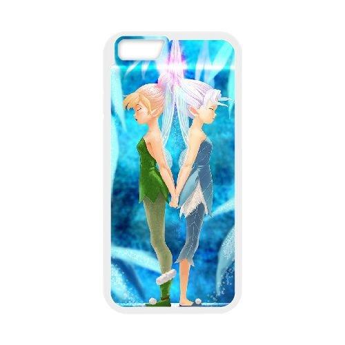 Periwinkle Disney 006 coque iPhone 6 Plus 5.5 Inch Housse Blanc téléphone portable couverture de cas coque EEEXLKNBC19938
