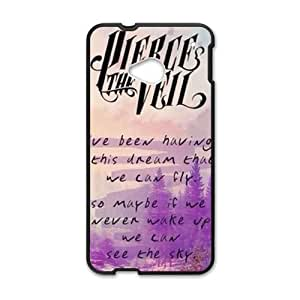 Pierce the Veil aesthetic design Cell Phone Case for HTC One M7