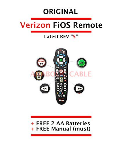 amazon com original verizon fios remote control version 5 free rh amazon com verizon fios manual pdf verizon fios manual remote control