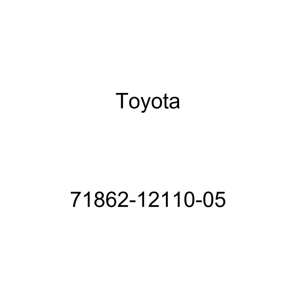 TOYOTA Genuine 71862-12110-05 Seat Cushion Shield
