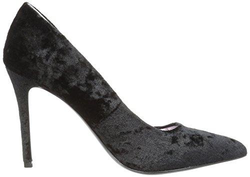 Carlos Di Carlos Santana Womens Posy Dress Pump Black