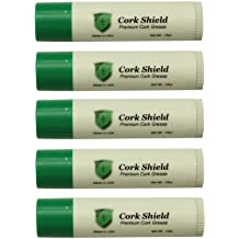 Instrument Clinic Cork Grease Tubes, 5 Pack