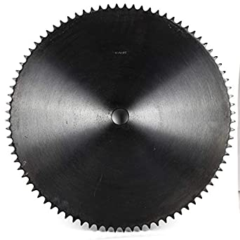 """4/"""" Sprocket fits 530 Chain 18 Teeth Tooth 5//8/"""" Keyed Shaft 1/"""" Thick"""