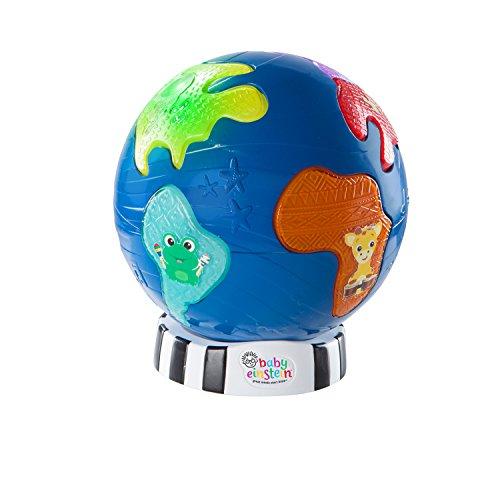 Bright Starts Music Discovery Globe (Baby Einstein Press)