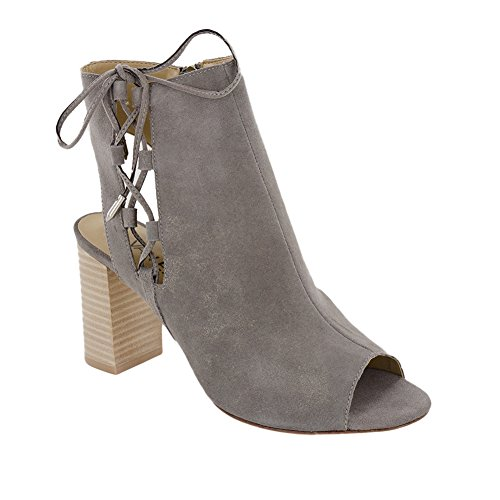 Silver Better Shoes Women's Trim VANELi Suede Taupe Rory d15YEwqn