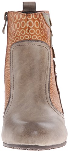 Lartiste Par Spring Step Botte Dramatique Femme Taupe Multi