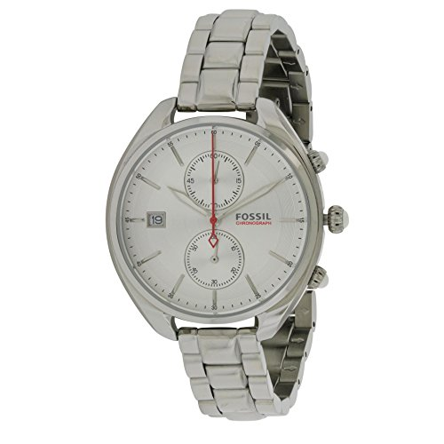 Land Racer Ladies Watch - Silver Dial - Fossil CH2975