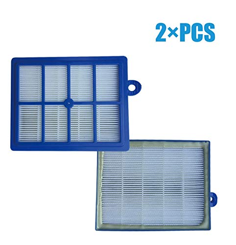 PROMLINK 1 Set Replacement HEPA Filters for PHILIPS FC8031 &
