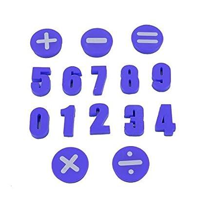 Amazon.com: Patrón eDealMax Símbolo matemático plástico ...