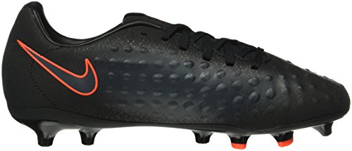 Nike Jr Magista Opus Ii Fg, Botas de Fútbol para Niños Negro (Black / Black)