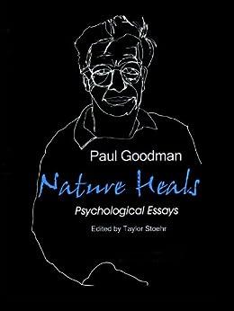 paul goodman utopian essays Paul goodman and the problem of human nature from a gestalt  intitulada de  utopian essays and pratical proposals (goodman, 1973.