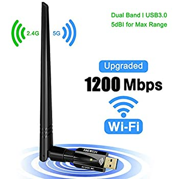 Panasonic DY-WL5 Wireless-N 802.11n WiFi Network LAN USB Adapter for DMP-BDT160