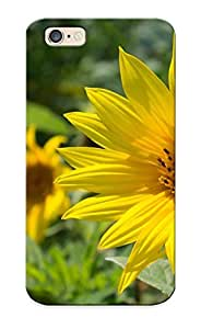 New Fashionable VenusLove HnDuE0ktBen Cover Case Specially Made For Iphone 6(sunflowers)