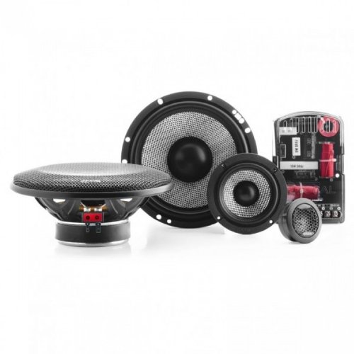 Focal Access Series 165 AS3 Component Car Speakers 3-Way 16.5cm 6.5 160W by Focal
