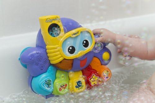 VTech Baby 80-113504 - Badespaß Tintenfisch