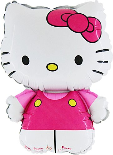 Hello Kitty - 30cm Folie Ballon