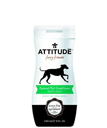 Attitude Pet Conditioner Shiny Coat 8 fl oz by Attitude