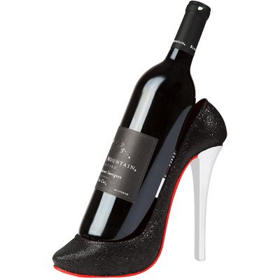 high heel wine charms - 7