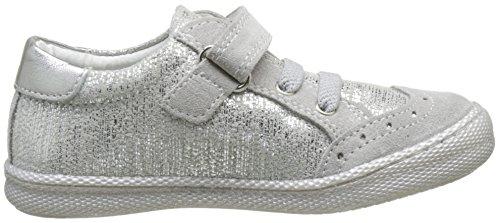 Primigi Argent Fille Basses PTF 7193 Argento Sneakers TArT4w